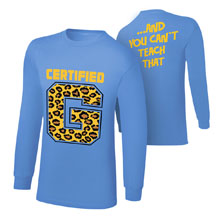 "Enzo & Big Cass ""Certified G"" Youth Long Sleeve T-Shirt"