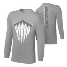 "Finn Bálor ""Demon Arrival"" Long Sleeve Youth T-Shirt"