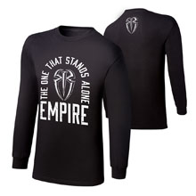 "Roman Reigns ""Roman Empire"" Youth Long Sleeve T-Shirt"
