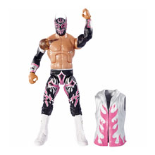 Sin Cara Elite Series 44 Action Figure