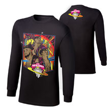 """The New Day """"New Day And Friends"""" Long Sleeve T-Shirt"""