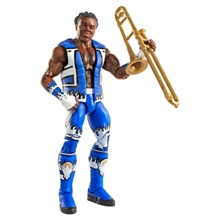 Xavier Woods Elite Series 42 Action Figure