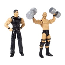 Steve Austin & Mr. McMahon Battle Pack Series 40 Action Figures