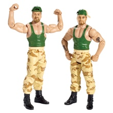 The Bushwhackers Battle Pack Series 40 Action Figures