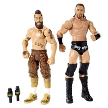 Enzo & Big Cass Battle Pack Series 40 Action Figures