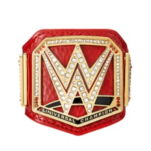Universal Championship Mini Replica Title Belt