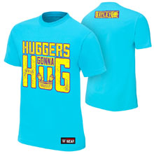 "Bayley ""Hugger's Gonna Hug"" Youth Authentic T-Shirt"