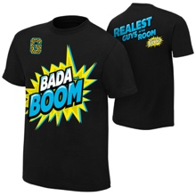 "Enzo & Big Cass ""Bada-Boom"" Authentic T-Shirt"