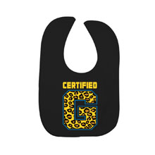 "Enzo & Big Cass ""Certified G"" Bib"