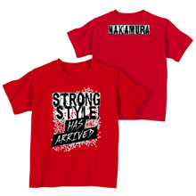 "Shinsuke Nakamura ""Strong Style Has Arrived"" Toddler T-Shirt"