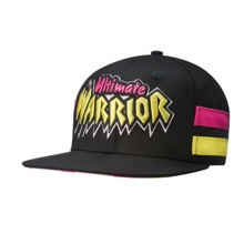 "Ultimate Warrior ""Parts Unknown"" Baseball Hat"