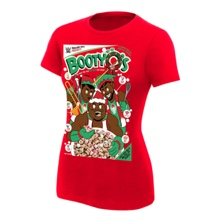 "The New Day ""Booty-O's"" Holiday Women's T-Shirt"