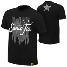 "Samoa Joe ""Take What's Mine"" Youth Authentic T-Shirt"