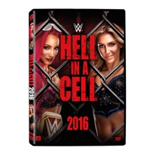 WWE Hell in a Cell 2016 DVD