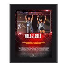 Anderson & Gallows Hell in a Cell 10 x 13 Commemorative Photo Plaque