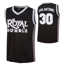 Royal Rumble 2017 Basketball Jersey