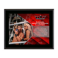 The Miz TLC 2016 10 x 13 Commemorative Photo Plaque