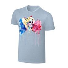 Alexa Bliss Rob Schamberger Art Print T-Shirt