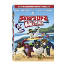 Surf's Up 2: WaveMania DVD