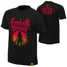 "Ember Moon ""A Myth Rises"" Youth Authentic T-Shirt"