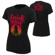 "Ember Moon ""A Myth Rises"" Women's Authentic T-Shirt"