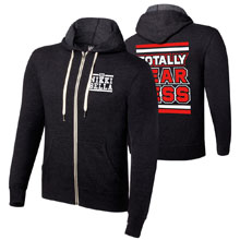 "Nikki Bella ""Totally Fearless"" Lightweight Hoodie Sweatshirt"