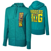 "Bayley ""Huggers Gonna Hug"" Women's Hoodie Sweatshirt"