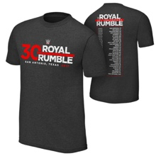 Royal Rumble 2017 Vintage T-Shirt