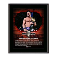 Bobby Roode NXT TakeOver: San Antonio 10 x 13 Commemorative Photo Plaque