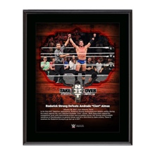 Roderick Strong NXT TakeOver: San Antonio 10 x 13 Commemorative Photo Plaque