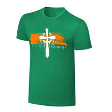 "Sheamus ""Celtic Warrior"" St. Patrick's Day T-Shirt"
