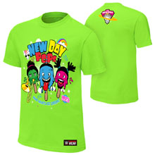 "The New Day ""New Day Pops"" Authentic T-Shirt"