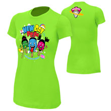 "The New Day ""New Day Pops"" Women's Authentic T-Shirt"