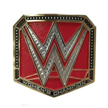 RAW Women's Championship Jakks Belt Buckle