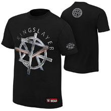 "Seth Rollins ""The Kingslayer"" Youth Authentic T-Shirt"