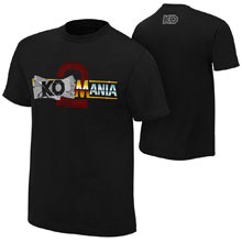 "Kevin Owens ""KO-Mania 2"" Authentic T-Shirt"