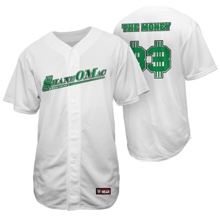 "WrestleMania 33 Shane McMahon ""Shane O'Mac"" Youth Baseball Jersey"