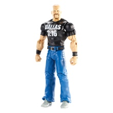 Stone Cold Steve Austin WrestleMania 33 Series Action Figure