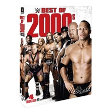WWE: Best of 2000's DVD