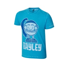 "Bayley ""Hugger"" Acid Wash T-Shirt"