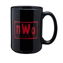 nWo Red & Black 15 oz. Mug