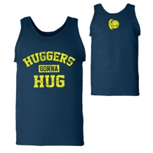 "Bayley ""Huggers Gonna Hug"" Tank Top"