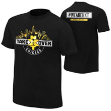 NXT TakeOver Chicago Logo T-Shirt