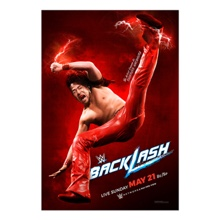 WWE BackLash 2017 Poster
