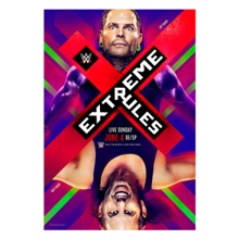 Extreme Rules 2017 Poster
