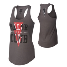 "Finn Bálor "" Bálor Club Worldwide"" Women's Racerback Tank Top"