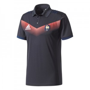 """France Rugby Presentation Polo – Punjab/Collegiate Navy"""