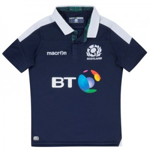 """Scotland Rugby Home Shirt 2016/17 – Junior"""