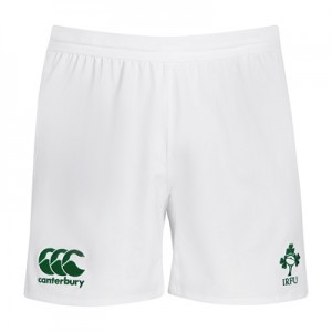 """Ireland Rugby VapoDri Home Shorts"""