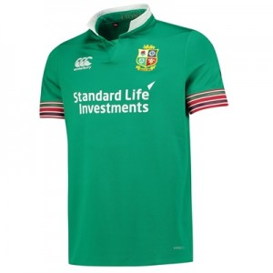 """British & Irish Lions Pro Training Rugby Shirt – Bosphorus"""